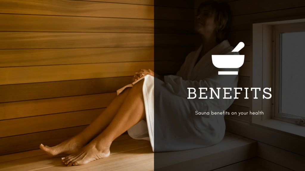 Sauna benefits on your skin